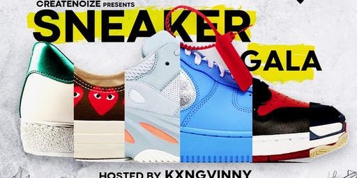 Create Noize Sneaker Gala