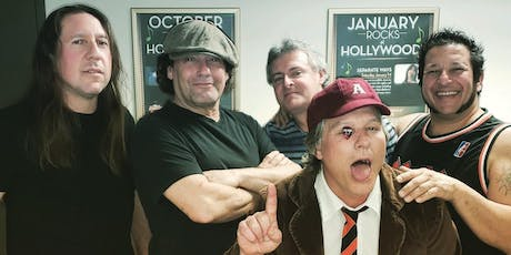 Live Wire: The Ultimate AC/DC Experience tickets