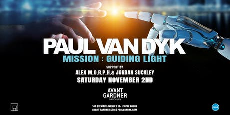 Paul van Dyk in Brooklyn | Mission Guiding Light Tour tickets