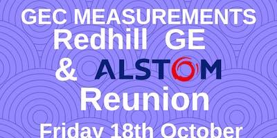 GEC Measurements/MRI/Alstom/Hixon/Redhill/Main Works REUNION Night