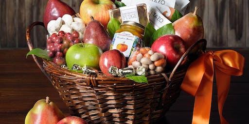 Harvest Baskets for Hopeworks
