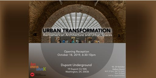 URBAN TRANSFORMATION- Iberoamerican Architecture and Urban Spaces