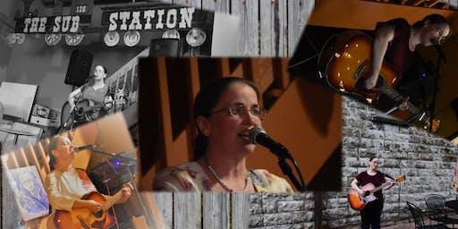 Carmen Kelley: November at The Sub Station