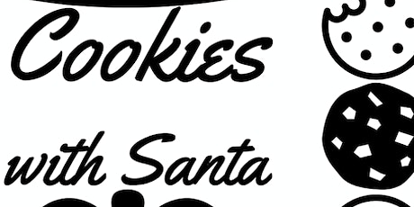 Decatur FCCLA Cookies with Santa tickets