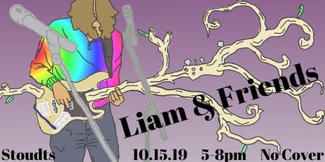 Stoudts Music Tuesday with Liam & Friends tickets