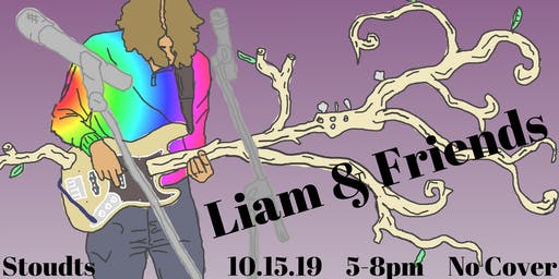 Stoudts Music Tuesday with Liam & Friends