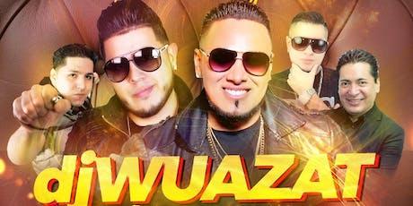 DJ Wuazat / DJ Flow y Mas . Noche de Vibras Latinas Todos  Los Sábados tickets
