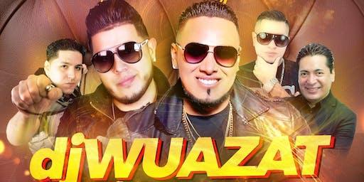 DJ Wuazat / DJ Flow y Mas . Noche de Vibras Latinas Todos  Los Sábados