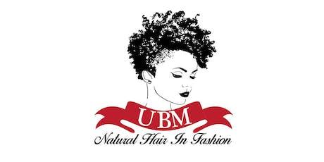 UBM Natural Hair in Fashion tickets
