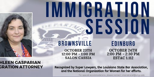 Immigration Session