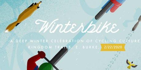 Winterbike Fatbike Festival 2020 tickets