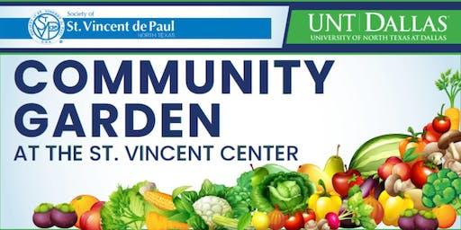 Community Garden Kickoff