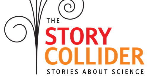 The Story Collider - San Francisco - AGU 2019