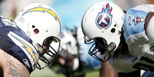 Chargers Titans Game