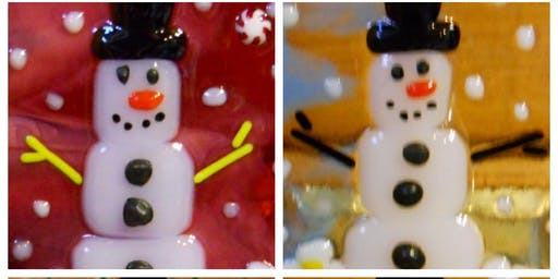 SOLD OUT Snowman Ornaments Workshop Life Is Sweet Bakery Milan