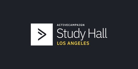 ActiveCampaign Study Hall | Los Angeles tickets