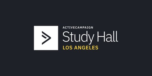 ActiveCampaign Study Hall | Los Angeles