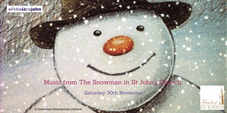 Music from The Snowman tickets