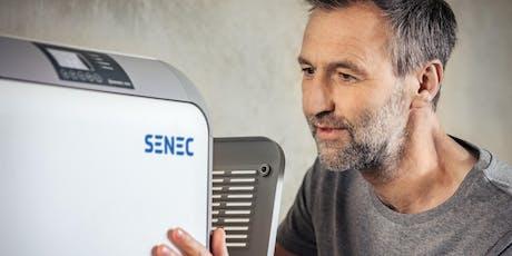 Zertifizierungs- und Produktschulung SENEC GmbH -Heidelberg Tickets