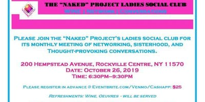 The Naked Project Ladies Social Club