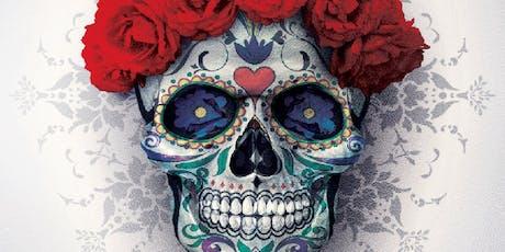 HALLOWEEN Party - Dia De Los Muertos - Opening biglietti