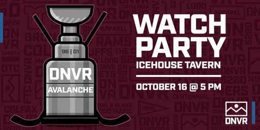 DNVR Avalanche  Watch Party