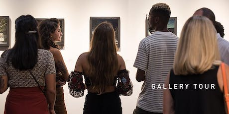 Gallery Tour with Artists tickets