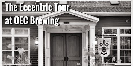 OEC Brewing & B. United Int Presents: The Eccentric Tour Sat May 16th tickets