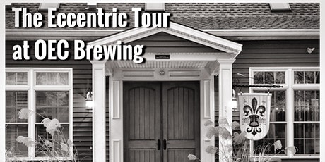 OEC Brewing & B. United Int Presents: The Eccentric Tour Sat July 18th tickets