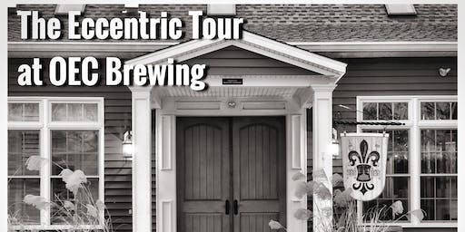 OEC Brewing & B. United Int Presents: The Eccentric Tour Sat May 16th