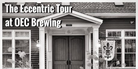 OEC Brewing & B. United Int Presents: The Eccentric Tour Sat Sept 19th tickets