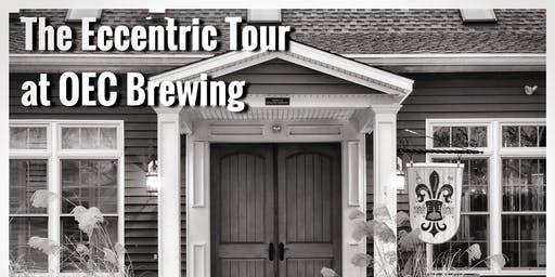 OEC Brewing & B. United Int Presents: The Eccentric Tour Sat Sept 19th