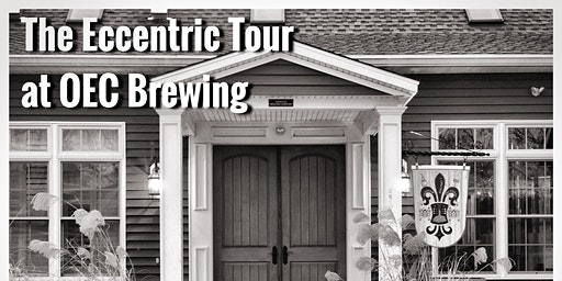 OEC Brewing & B. United Int Presents: The Eccentric Tour Sat Mar 21st