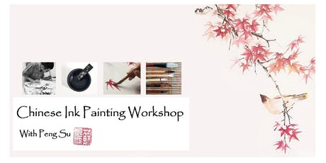 Chinese Ink Painting Workshop tickets