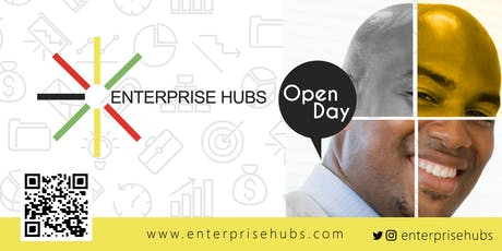 Enterprise Hubs Open day tickets