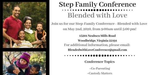 Step Family Blended with Love Conference