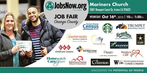 Orange County Job Fair