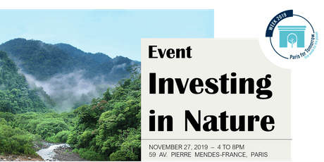 Investing in Nature billets