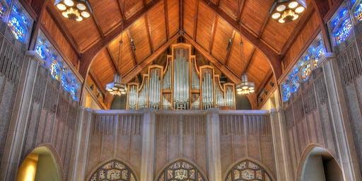 Christophe Mantoux Organ Concert