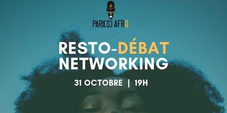 RESTO-DÉBAT-NETWORKING-ENTRE AFFIRMATION ET ESTIME DE SOI billets