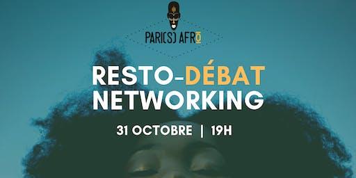 RESTO-DÉBAT-NETWORKING-ENTRE AFFIRMATION ET ESTIME DE SOI