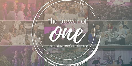 Devoted Conference: The Power of One tickets