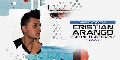 Noma Social Presents: Cristian Arango | Hector  NY | Humberto Ayala