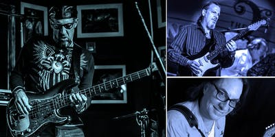 Biscuit Jam Featuring Bonefish Johnny & The Funky Biscuit All Stars