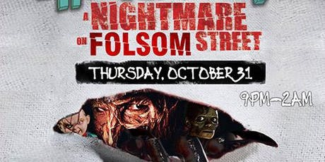 Nightmare on Folsom St tickets