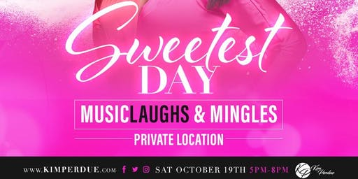 Sweetest Day - MusicLaughs & Mingles