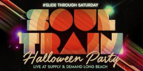 Soul Train Halloween Party tickets