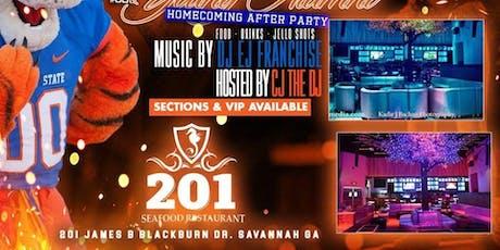 Savannah state Homecoming Old Skool Night with CJ the DJ & DJ 3XL tickets