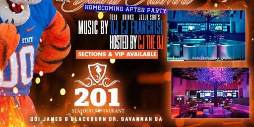Savannah state Homecoming Old Skool Night with CJ the DJ & DJ 3XL