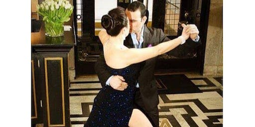 ARGENTINE TANGO ABSOLUTE BEGINNERS TANGO 4 WEEKS PROGRAM! FOR NEW DANCERS 3 CLASSES PER WEEK 12 CLASSES A MONTH - YOU ARE GETTING 8 CLASSES FREE! NY  (2019-11-11 starts at 6:30 PM)